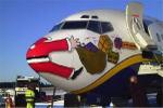Santaairplane